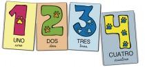 Descarga GRATIS una serie numérica para niños