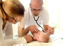 Las consultas pediátricas pueden ser por revisión o por enfermedad