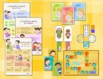 Descubrir el lenguaje a través del juego en familia