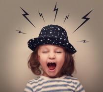 Qué hacer cuando mi hijo se enfada - historia real