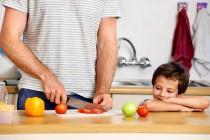 Papá y mamá, referentes de aprendizaje para el niño