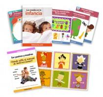 Kit de bienvenida para escuelas infantiles