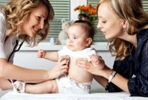 Cómo es una visita al pediatra por revisión o enfermedad