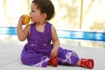 Mi bebé rechaza la fruta