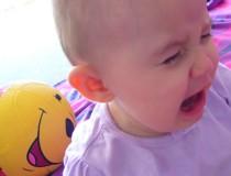 Mi hijo llora con el sonido de los juguetes