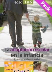 """Guía, recursos y juegos """"La adaptación escolar en la infancia"""""""