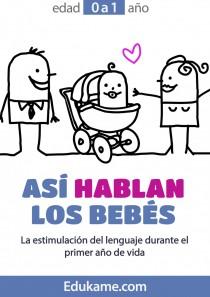 Guía educativa Así hablan los bebés