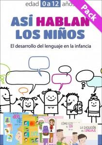 """Guía, recursos y juegos """"Así hablan los niños"""""""
