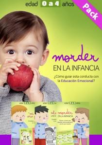 """Guía, recursos y juegos """"Morder en la infancia"""""""