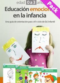 """Guía, recursos y juegos """"Educación emocional en la infancia"""""""