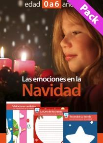"""Guía, recursos y juegos """"Las emociones en la Navidad"""""""