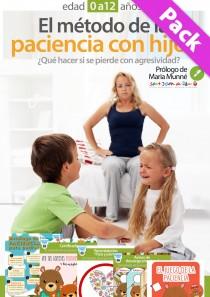 """Guía, recursos y juegos """"El método de la paciencia con hijos"""""""