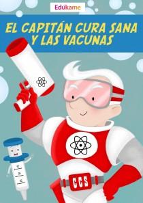 """Cuento infantil """"El Capitán Curasana y las vacunas"""""""