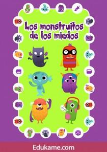 """Juego """"Los monstruitos de los miedos"""""""