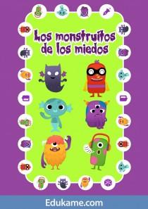 """Juego """"Los monstruítos de los miedos"""""""