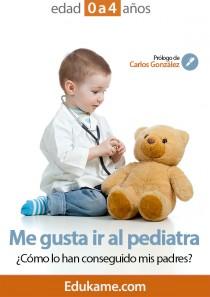 "Guía educativa ""Me gusta ir al pediatra"""