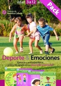 """Guía, recursos y juegos """"El deporte y las emociones"""""""