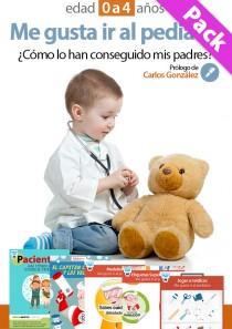 """Guía, recursos y juegos """"Me gusta ir al pediatra"""""""