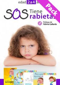 """Guía, recursos y juegos """"SOS Tiene rabietas"""""""
