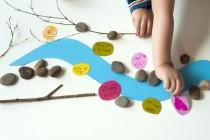 Crea el río de las emociones con tu hijo
