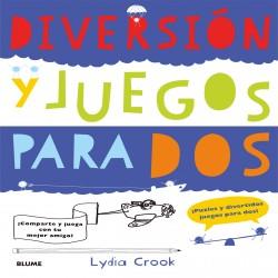 Diversión y juegos para dos de Lydia Crook