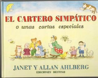 El cartero simpático, de Janet y Allan Ahlberg