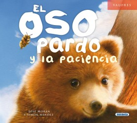 El oso pardo y la paciencia