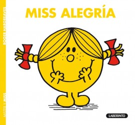 Miss Alegría de Roger Hargreaves