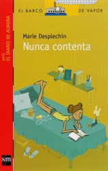 Nunca contenta de Marie Desplechin
