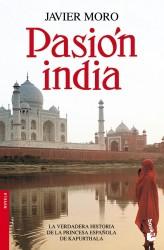 pasión india de Javier Moro