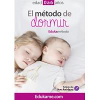 El método Edúkame para dormir