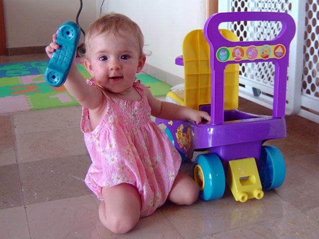 Los mejores juguetes para 18 meses de edad