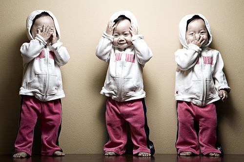 trillizos o gemelos