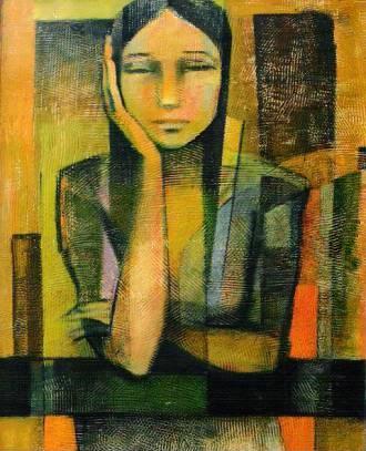 mujer melancolica 2