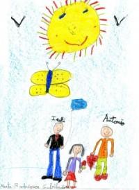 Anelys Blog Evolucin del dibujo infantil Etapa esquemtica