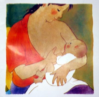 madre-dando- pecho