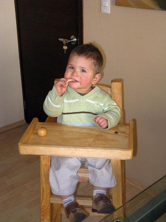 La alimentaci n de los 6 a 8 meses ed kame - Cuantas comidas hace un bebe de 8 meses ...