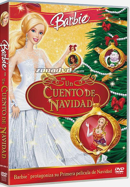 Barbie cuento de Navidad