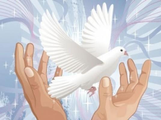 Manualidad para el día de la paz