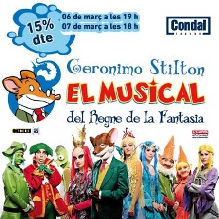 Geronimo Stilton El Musical