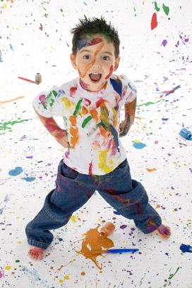 Sos manchas de pintura edukame for Como quitar pintura de agua del piso