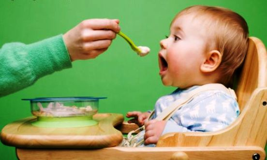 Consejos para la alimentación del bebé