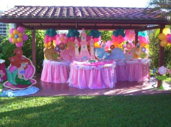 Decoracion Jardin Infantil ~ Decoraci?n, vestimenta, animaci?n, tarta para una fiesta infantil