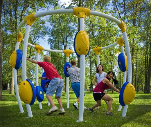 8 maravillosos parques infantiles del futuro edukame - Como hacer un parque infantil ...