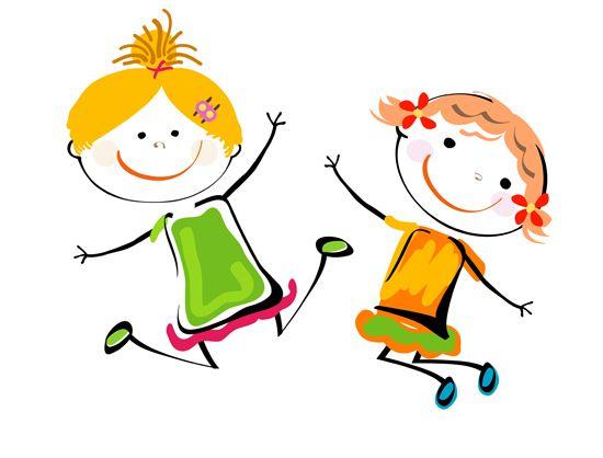 Resultado de imagen de dibujo de niños haciendo actividades