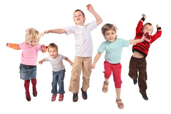 Psicomotricidad una actividad ideal para los menores de 6 for Sillas para ninos de 3 a 6 anos