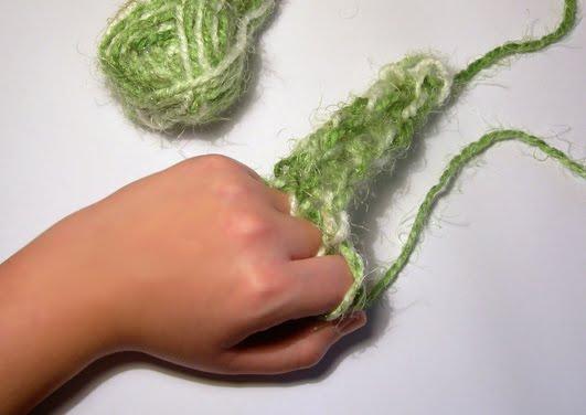 tejer dedos
