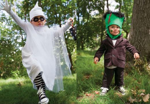 7 ideas para hacer disfraces de halloween edukame - Cosas de halloween para hacer en casa ...